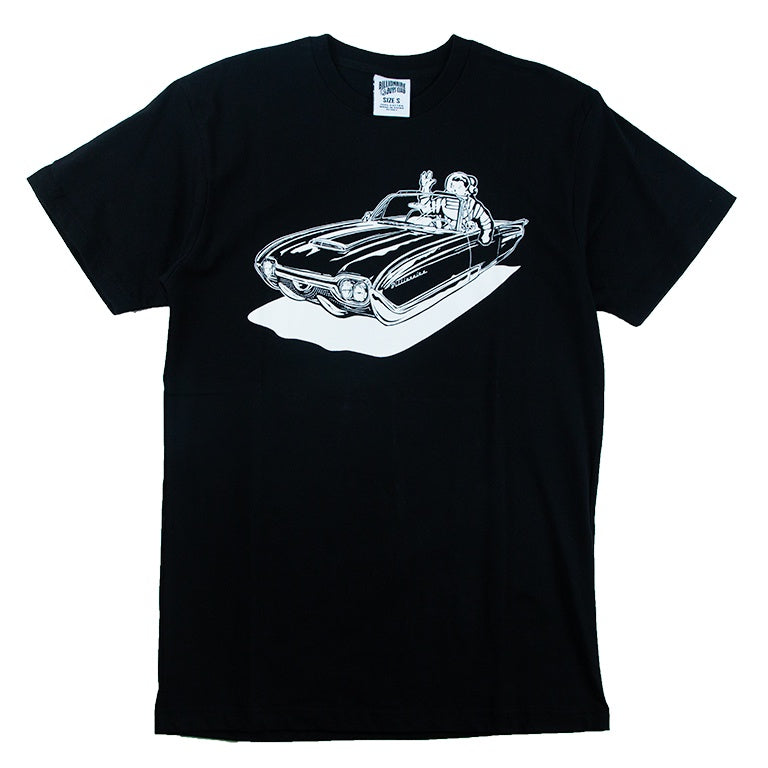 Billionaire Boys Club Thunderocket Black T-Shirt