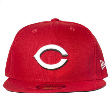 New Era AC Performance Cincinnati Reds Home '17