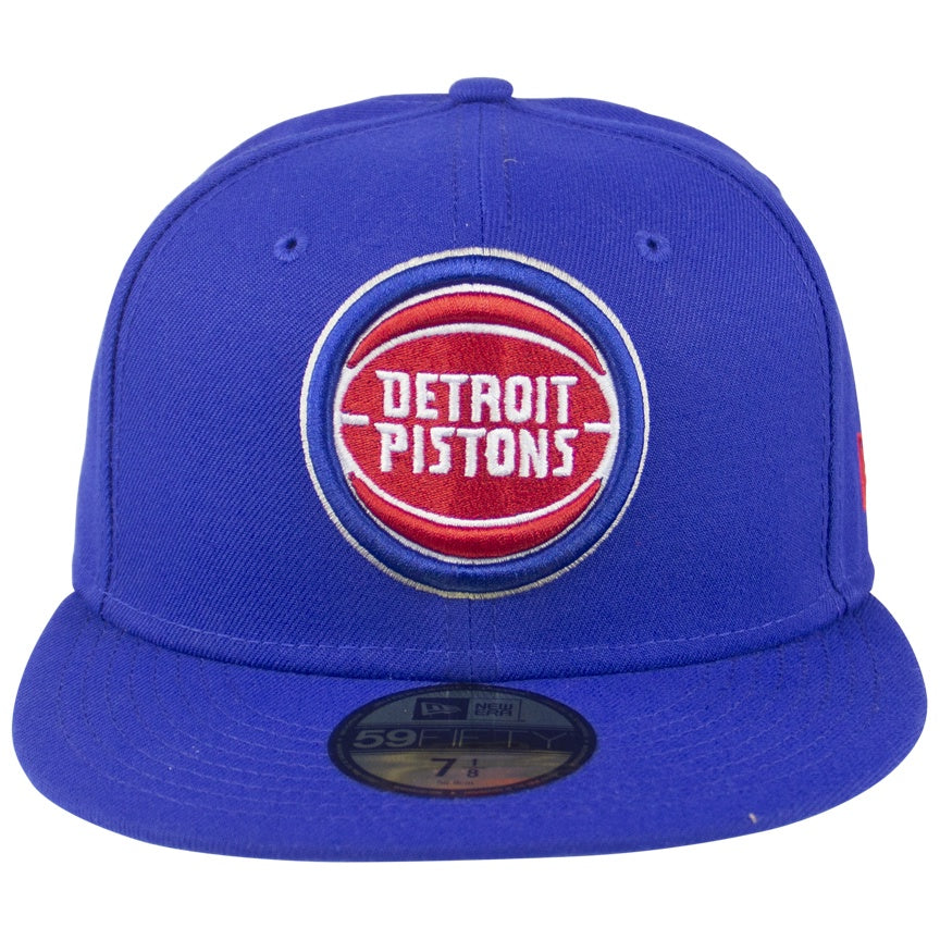 New Era Detroit Pistons Team Color 59FIFTY Fitted