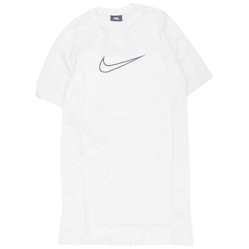 Nike Sportswear Women's Mesh White Dress
