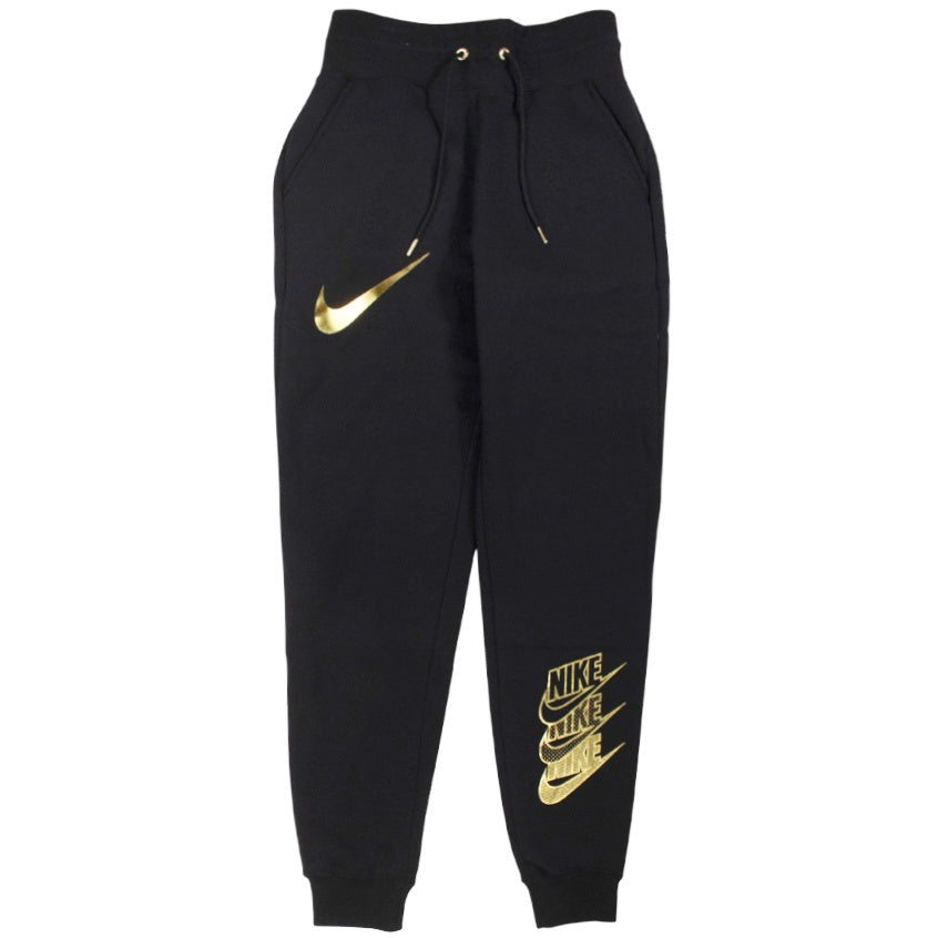 Nike Sportswear Women's Shine Black Jogger Pants