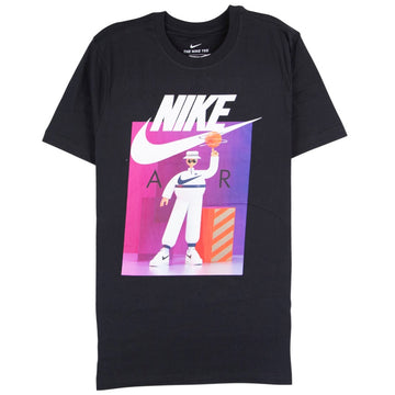 Nike Air Futura Black T-Shirt