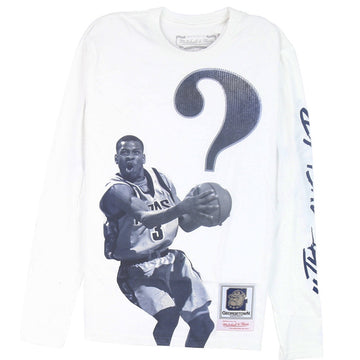 Mitchell & Ness The Answer Georgetown University Allen Iverson