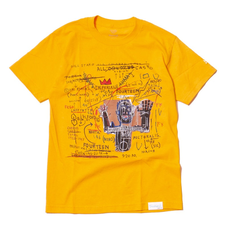 Diamond Supply Co. x Basquiat Cast T-Shirt