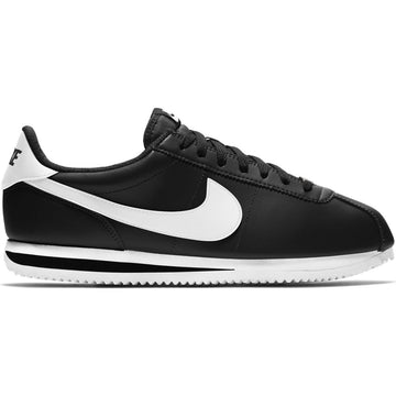 Nike Cortez Basic Leather 'Black White'