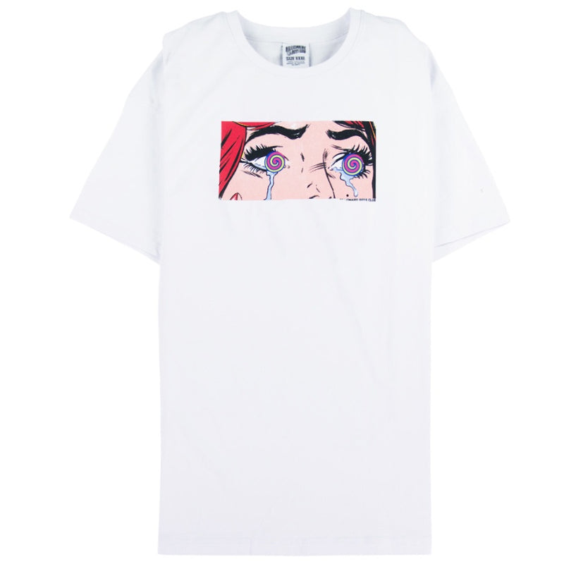 Billionaire Boys Club White Hypno T-Shirt