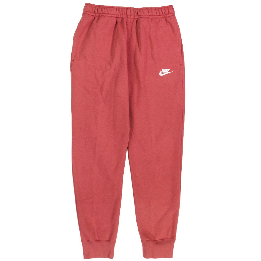 Nike NSW Club Fleece Maroon Jogger
