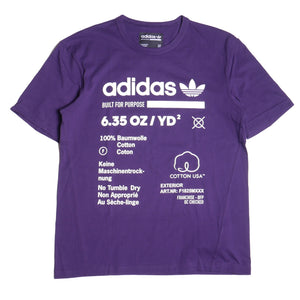 Adidas Kaval GRP Purple T-Shirt