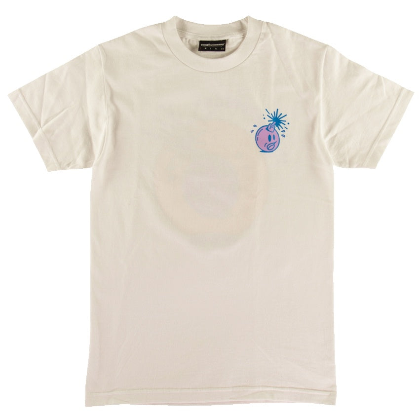 The Hundreds  House Adam White T-Shirt