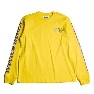Billionaire Boys Club Nagano Knit Yellow