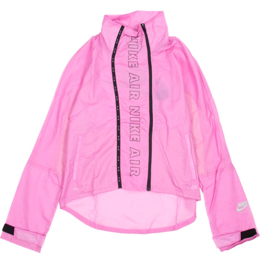 Nike Air Women's Pink Windbreaker Jacket