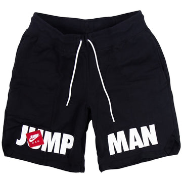 Air Jordan Jumpman Classics Fleece Black Shorts