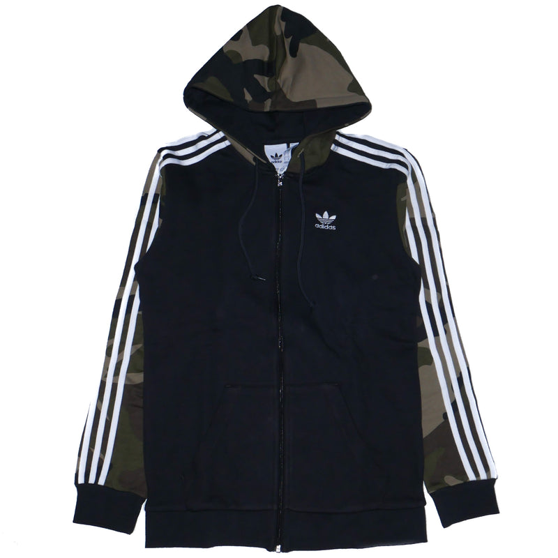 Adidas Originals Camo Full-Zip Hoodie