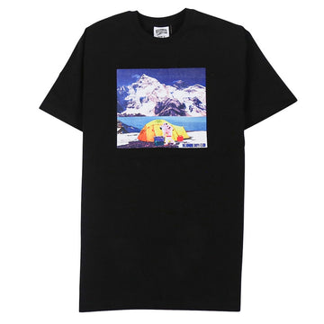 Billionaire Boys Club Camping Black T-Shirt