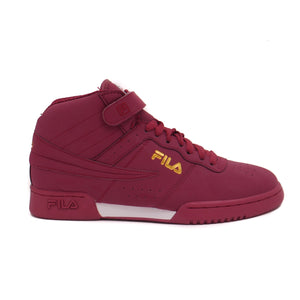 Fila Men's F-13 Burgundy Lineker