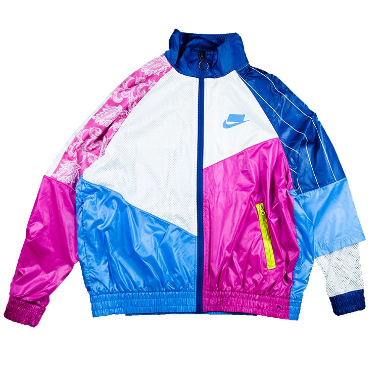 Nike Women's Sportswear NSW Colorblock Track Jacket