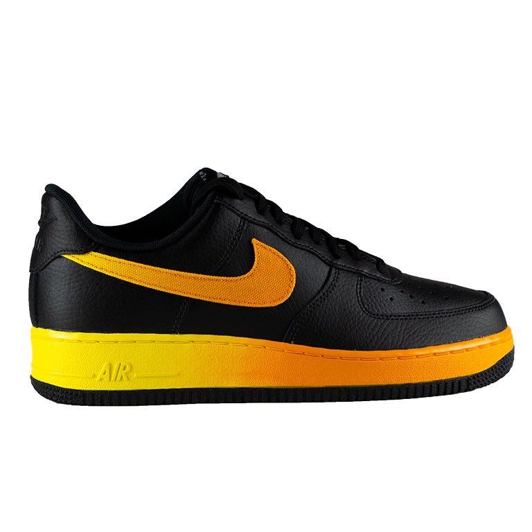 Nike Air Force 1 '07 LV8 Black/Orange Peel