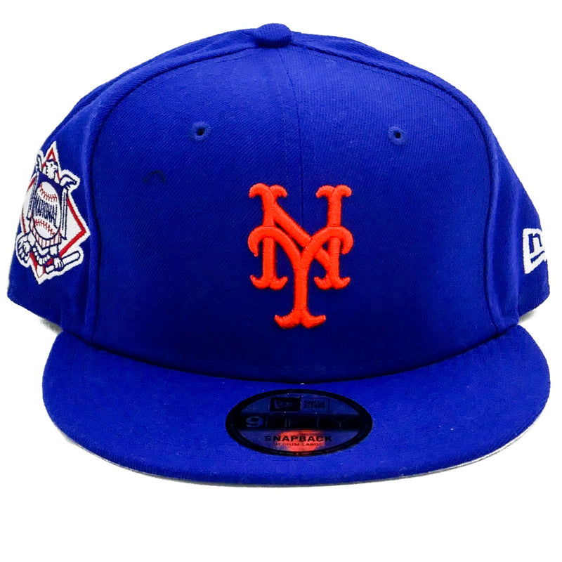 New Era MLB New York Mets Baycik 9FIFTY Snapback Cap