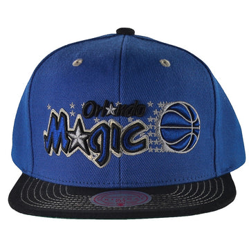 Mitchell & Ness Contrast Stitch Snapback HWC Orlando Magic