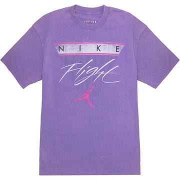 Air Jordan Women's Flight Purple T-Shirt