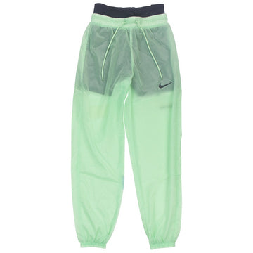 Nike Women's Sportswear Green Woven Pants