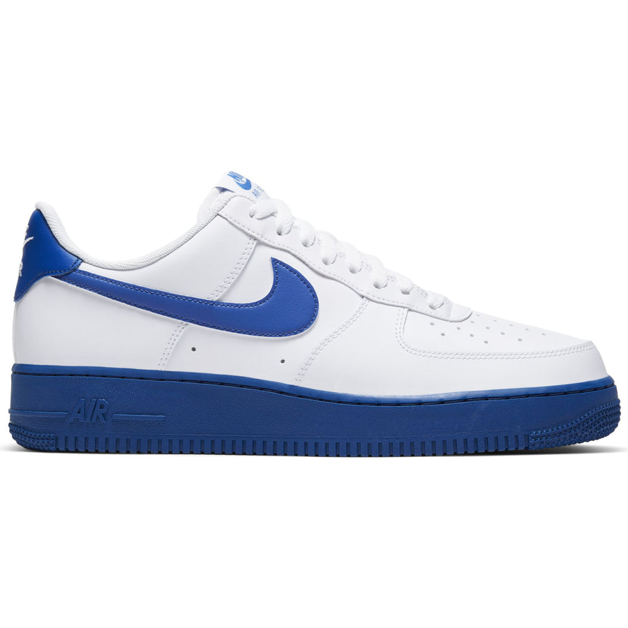 Nike Air Force 1 '07 'White Royal'