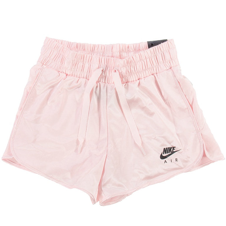 Nike Air Women's Pink Satin Shorts