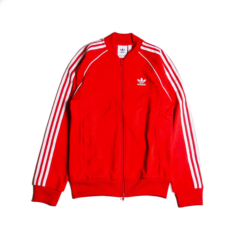 Adidas Originals Red Superstar Track Jacket