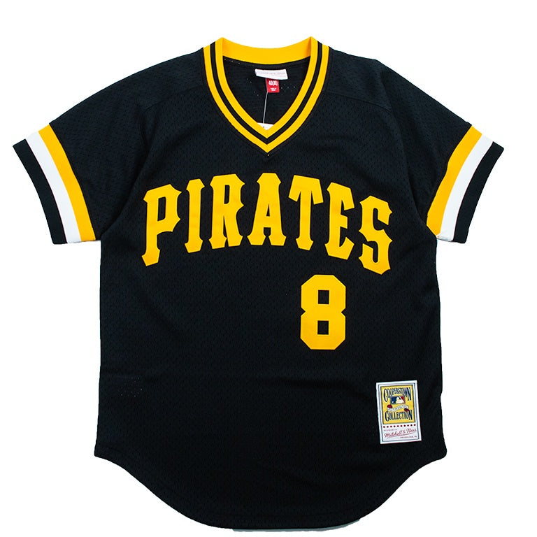 san francisco c3e63 449d4 Mitchell & Ness Mesh BP Jersey Pittsburgh Pirates Willie Stargell