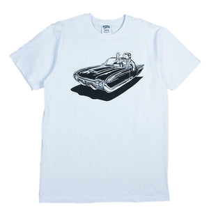 Billionaire Boys Club White Thunderocket T-Shirt