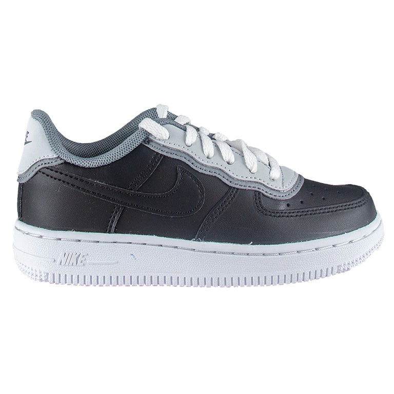 Nike Kid's Air Force 1 Black LV8 1 DBL (PS)