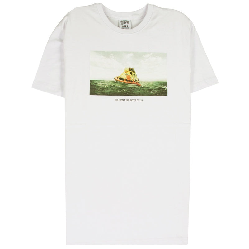 Billionaire Boys Club Stranded White T-Shirt