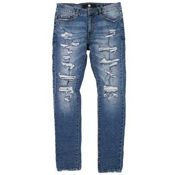 Jordan Craig Sean - Abyss Denim Jeans (Medium Blue)