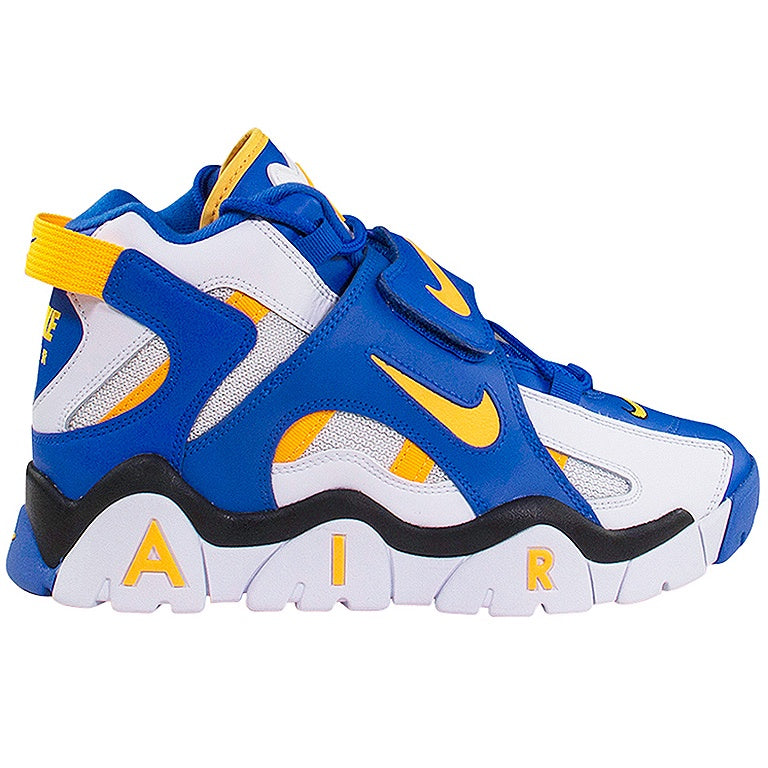 Nike Air Barrage Mid 'Warriors'