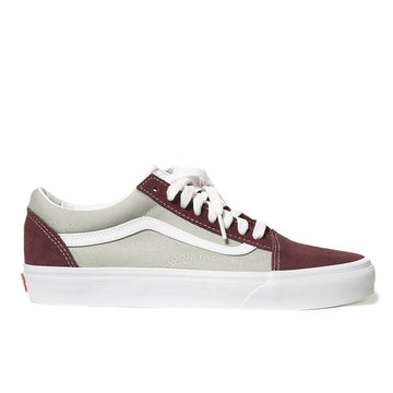 Vans Old Skool Classicsport Maroon Gray