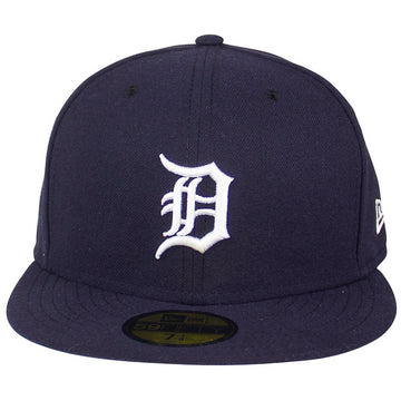 New Era Detroit Tigers 59Fifty Authentic Collection Fitted