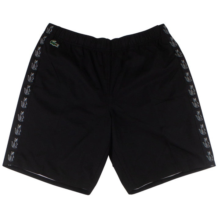 Lacoste Sport Black Lightweight Tennis Shorts