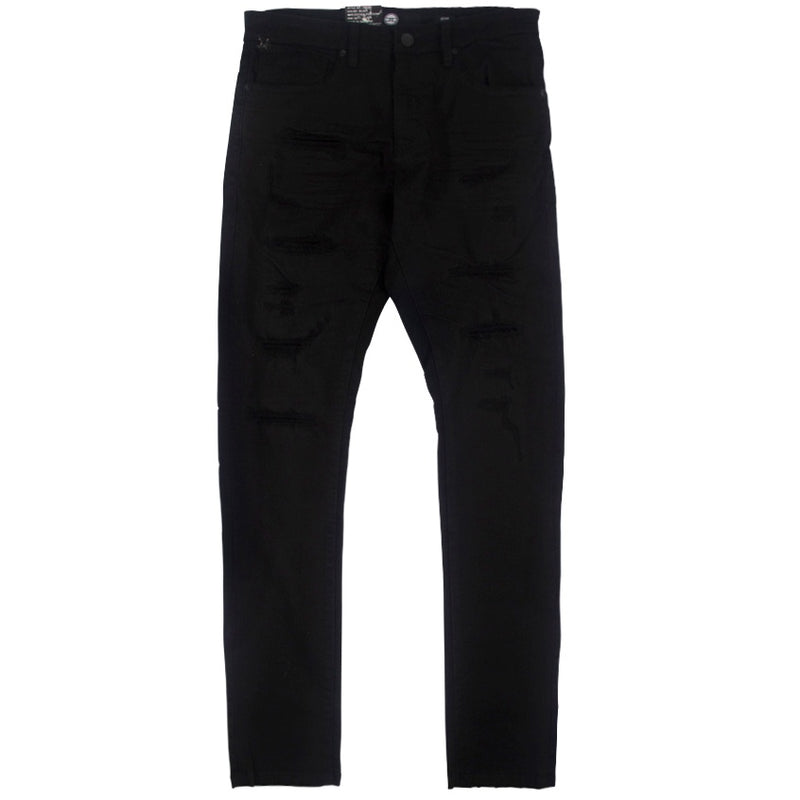 Jordan Craig Black Sean-Tribeca Twill Pants