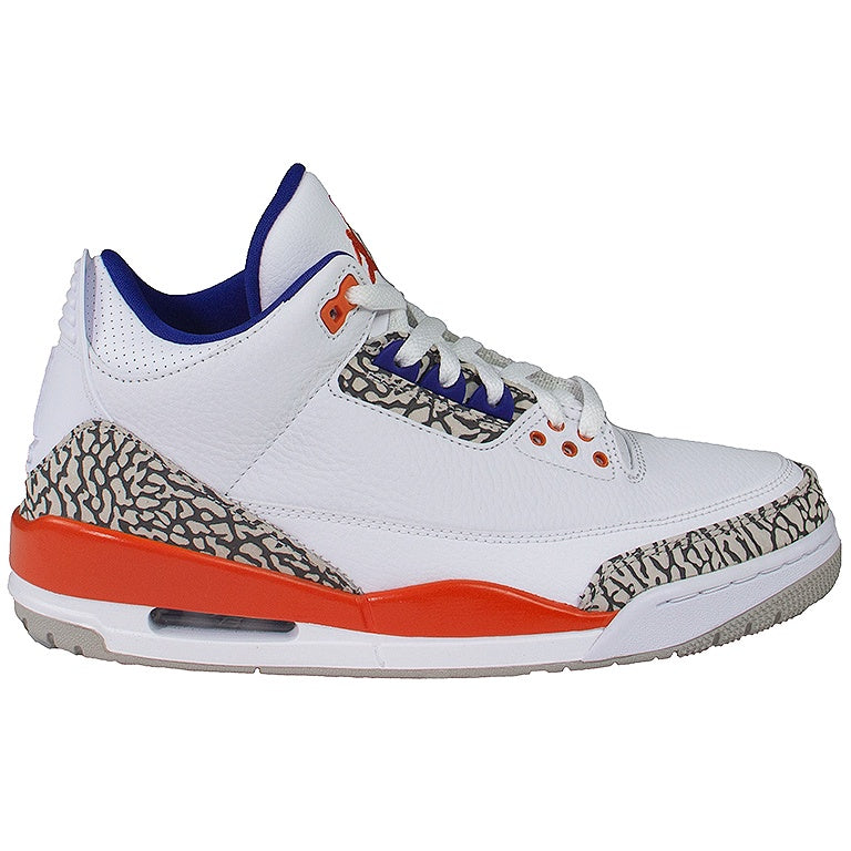 Air Jordan 3 Retro 'Knicks Rivals'
