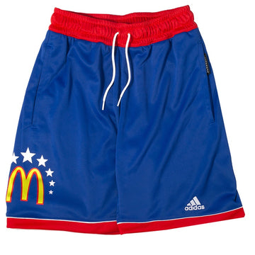 Adidas Old School McDonald's Shorts Blue