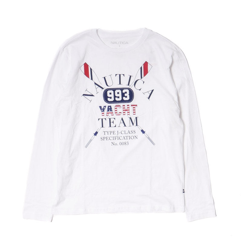Nautica Yacht Team Long Sleeve T-Shirt