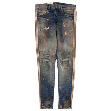 Jordan Craig Sean - Sugar Hill Striped Denim Jeans (Woodland)