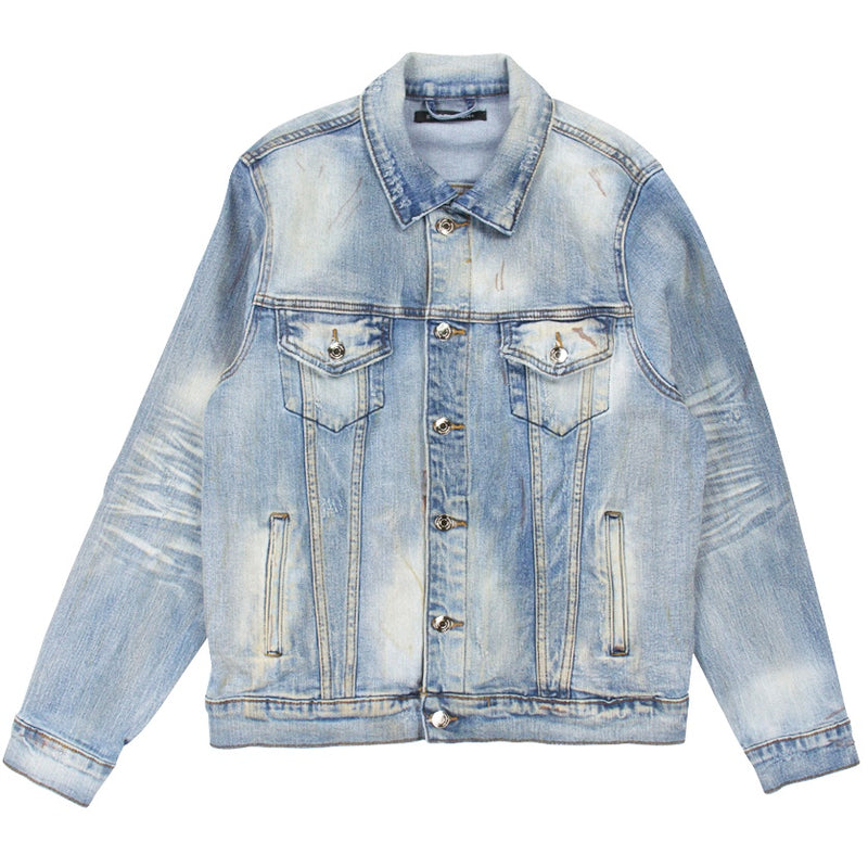 Embellish Maddux Denim Jacket