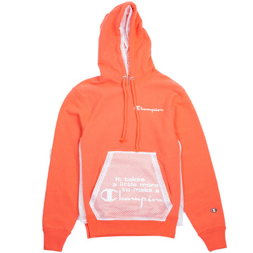 Champion Reverse Weave Shift Pink Pullover Hoodie
