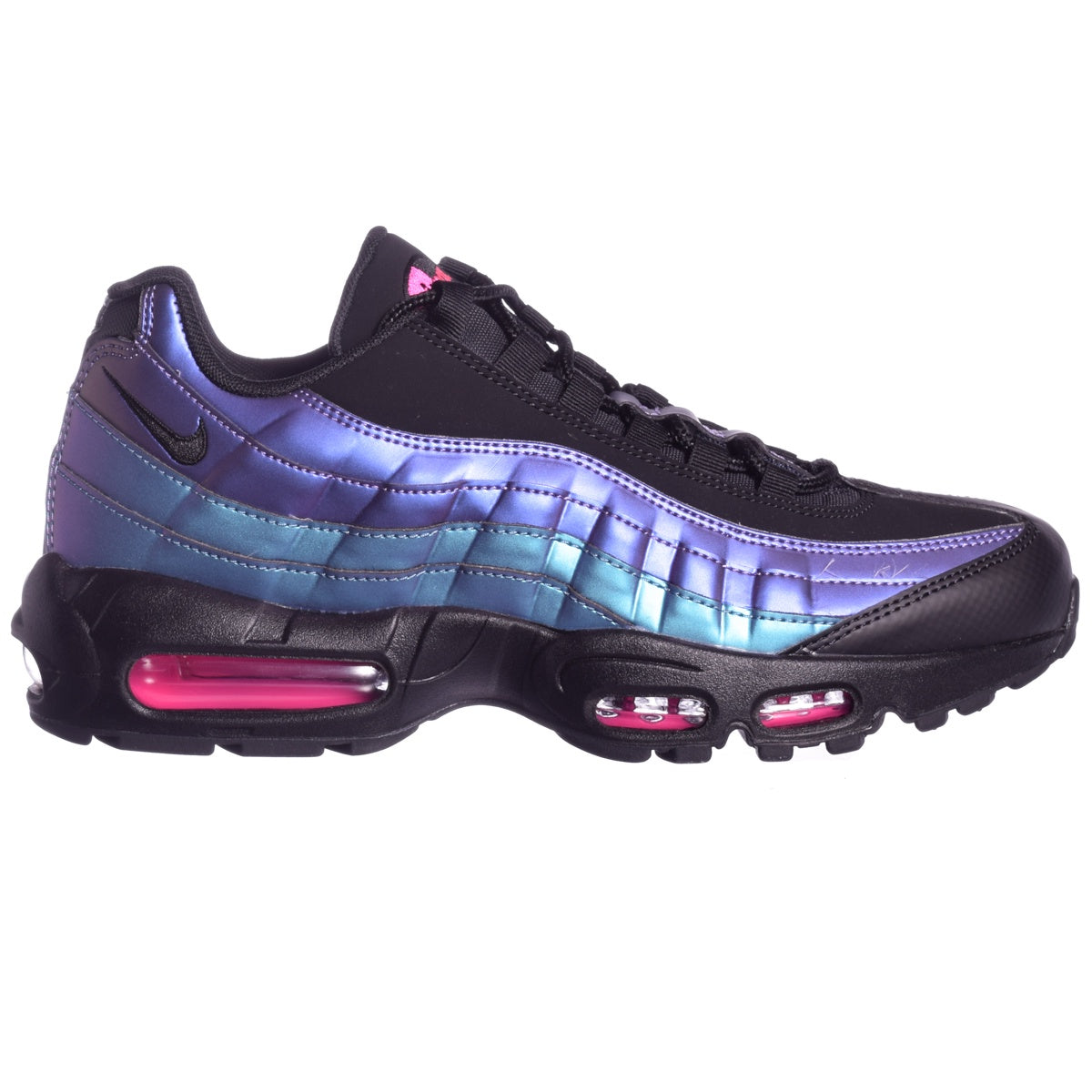 best service 71a80 7ad1d Nike Air Max  95 Premium  Black ...