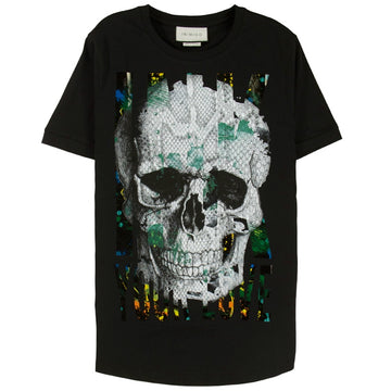 Inimigo Skull Ink Your Love Black T-Shirt