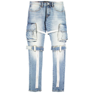 Cult Of Individuality Rocker Cargo Stretch Jean