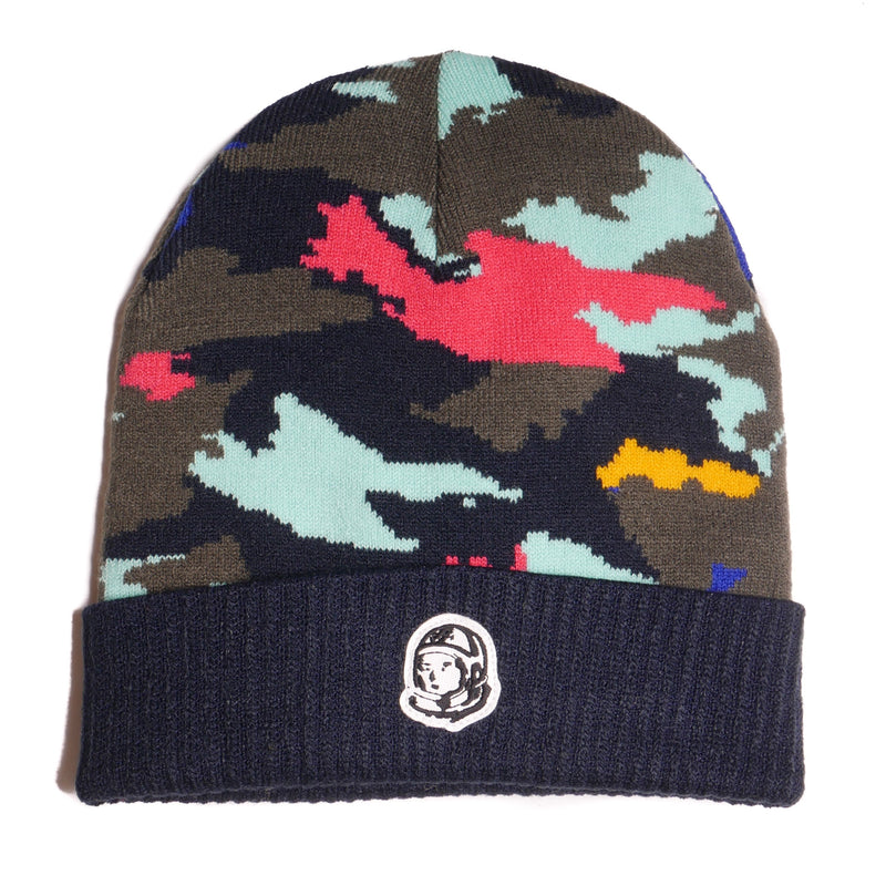 Billionaire Boys Club Multi-Color Camo Skully