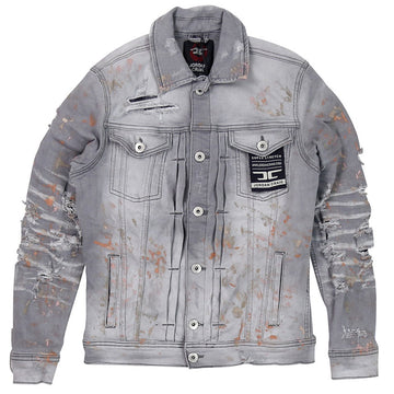 Jordan Craig Avalanche Denim Trucker Jacket (Eliada)