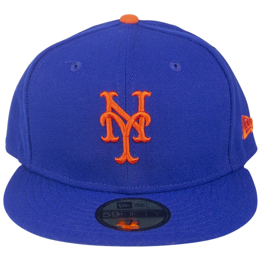 New Era New York Mets Authentic Collection 59FIFTY Fitted
